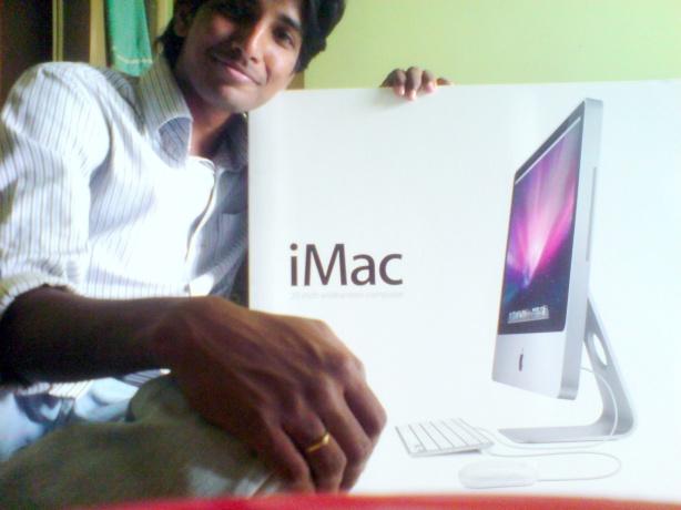 My Mac :)